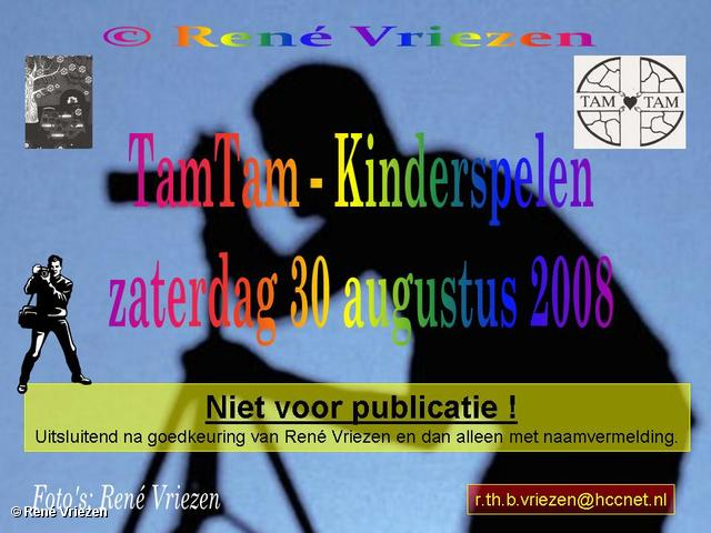 © René Vriezen 2008-08-30 #0000 Tam Tam Kinderspelen Presikhaaf 2 zaterdag 30 augustus 2008