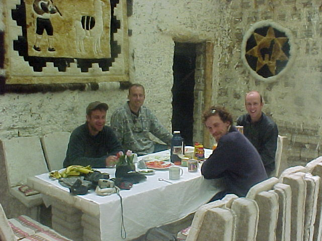 061 Lunch in the Salt Hotel -