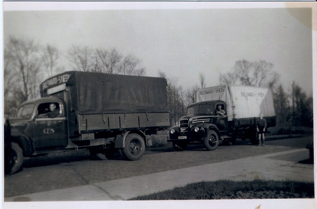 B-12374e Friese B-nummers trucks
