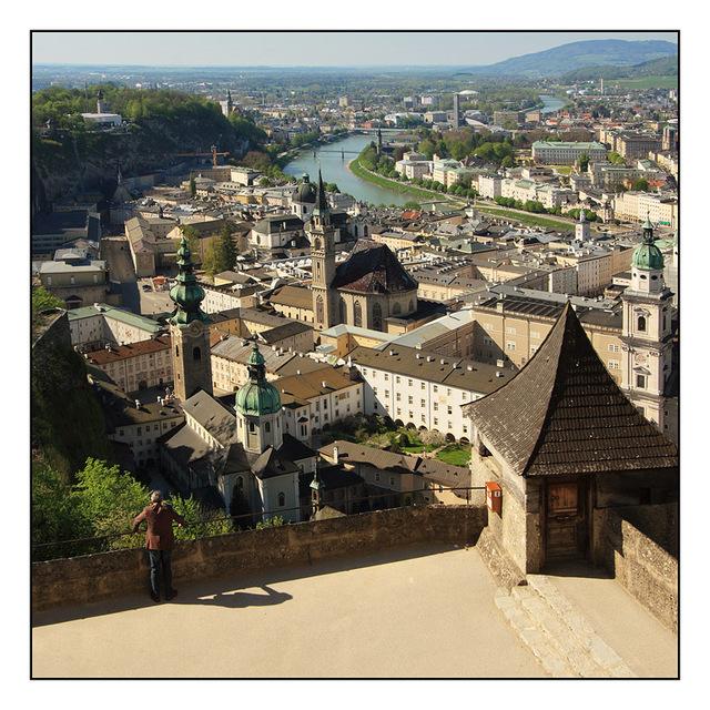 Salzburg View Austria