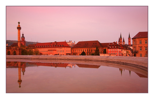 Wurzburg Reflection Germany