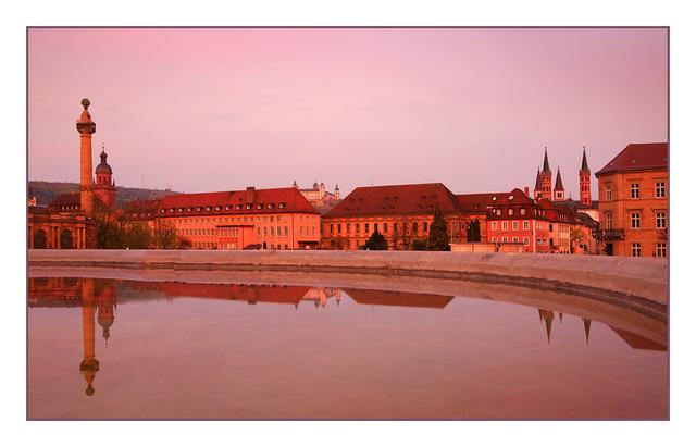 Wurzburg Reflection - Germany