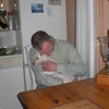 John en Whitney 21-09-08 1 - In huis 2008