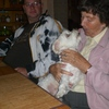 Ma en Ron en Cindy 21-09-08 3 - In huis 2008