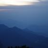 - Anhui (安徽): de bergen