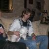 Cindy en Jelmer en Dave 27-... - In huis 2008