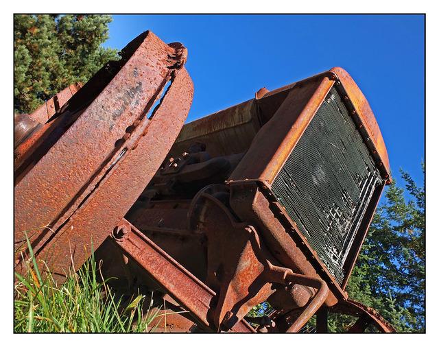 Rusty Tracter 2012 1 Comox Valley