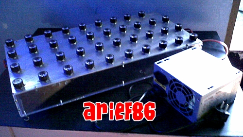 39 hpl 26 blue 13 white acrilic -
