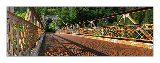 Alexandra Bridge Pano Panorama Images