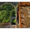Alexandra Bridge - Abandoned