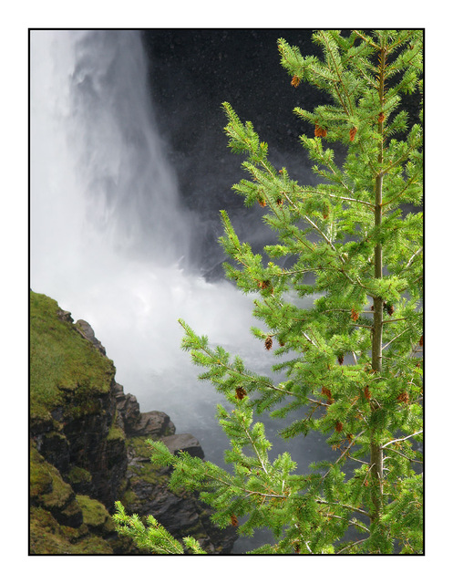 Helmcken Falls 2 British Columbia Canada
