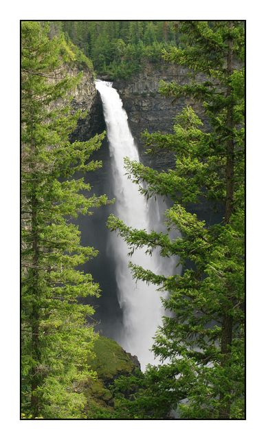 Helmcken Falls British Columbia Canada