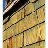 Spences Bridge Church detail - British Columbia Canada