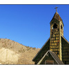 Spences Bridge Church - British Columbia Canada