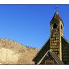Spences Bridge Church - British Columbia Canada