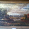 Discovey--John Constable Painting (1776-1837) Oil on Canvas, Square Nails, Comparison Page