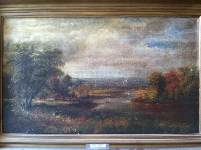 John Constable  John Constable Painting (1776-1837) Oil on Canvas