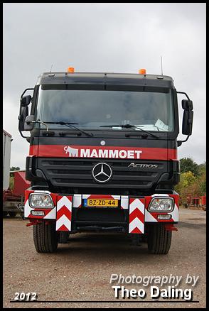 Mammoet - Schiedam  BZ-ZD-44  (100849)  voorkant Mammoet