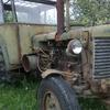 ZetorSuper 35 01 - tractor real