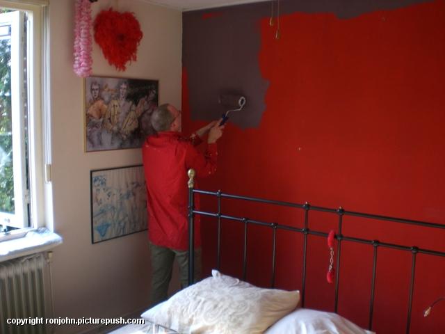 Nieuwe Slaapkamer Kleuren : Slaapkamer in nieuwe kleure in huis 2008 photo album by ron & john
