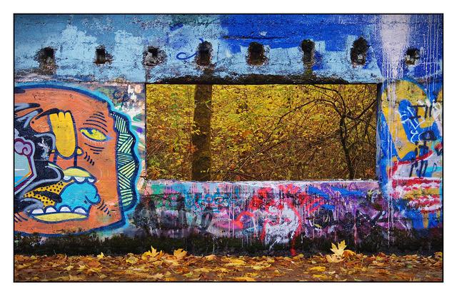 Merville Mill 2012 3 Abandoned