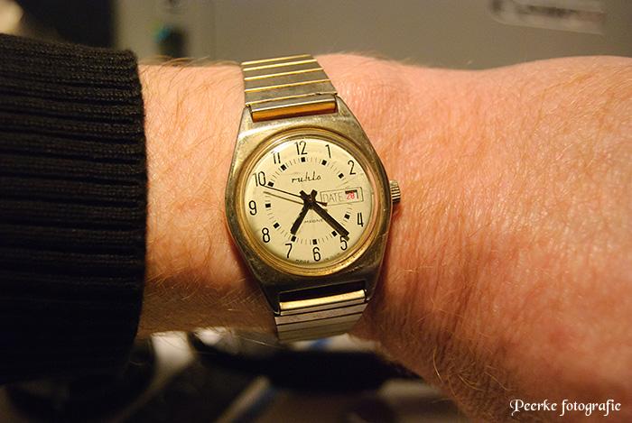 Ruhla - Horloges