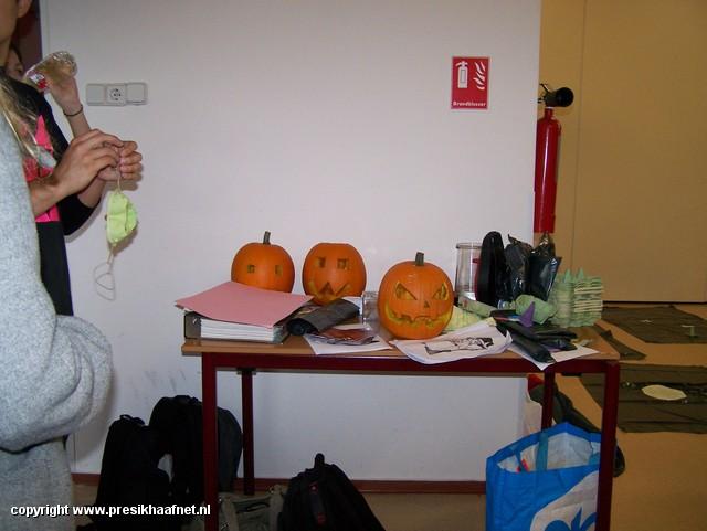 halloween-Kinderkamp (1) Diagonaal Halloween 2012