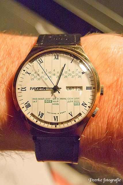 raketa Horloges
