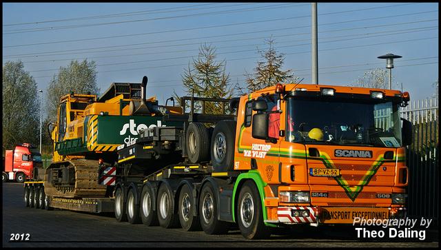 Holtrop v d Vlist - Assen  BP-VZ-52  (97) Scania 2012