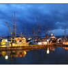 Comox Docks Morning 01 - Panorama Images