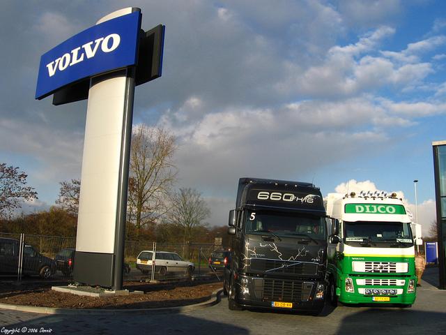 Volvo 5 Volvo open dag 2006