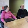John en Frank bij Ma 14-10-... - R.I.P