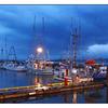 Comox Docks Morning 02 - Comox Valley