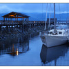 Comox Docks Morning 05 - Comox Valley
