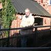 Tuin - afmaken achtertuin 1... - Afgraven achtertuin 13-11-12