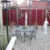 Afgraven achtertuin 13-11-12