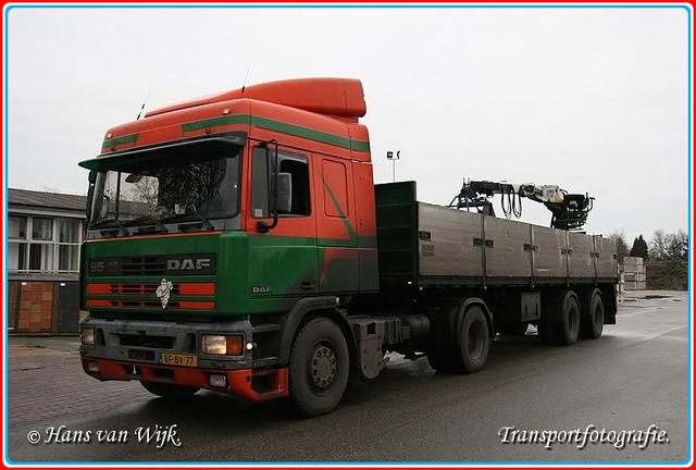 BF-BV-77  A-border Stenen Auto's
