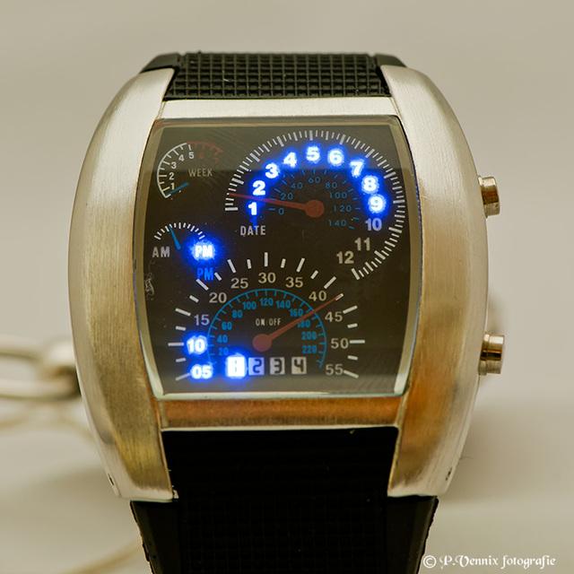 LED-horloge Horloges
