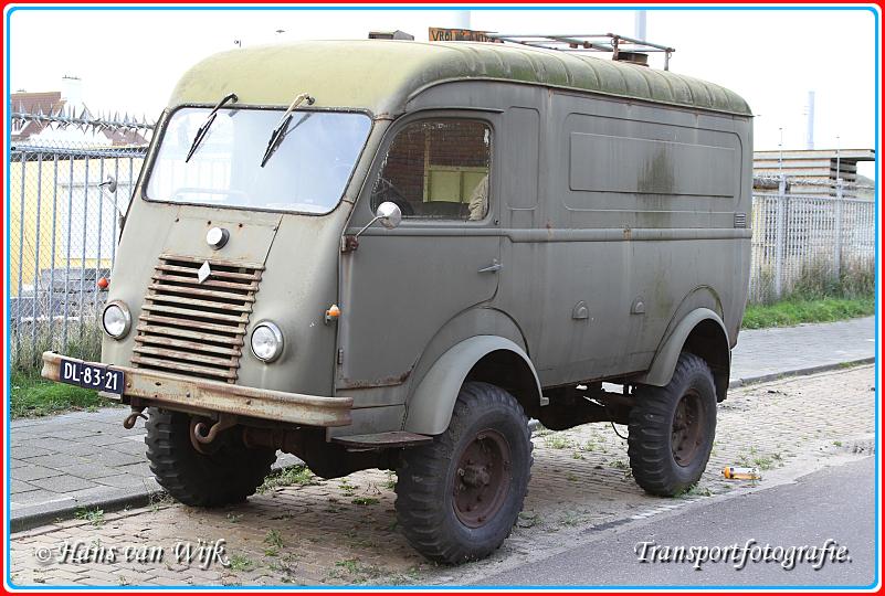 DL-83-21  B-border - Oudere auto's