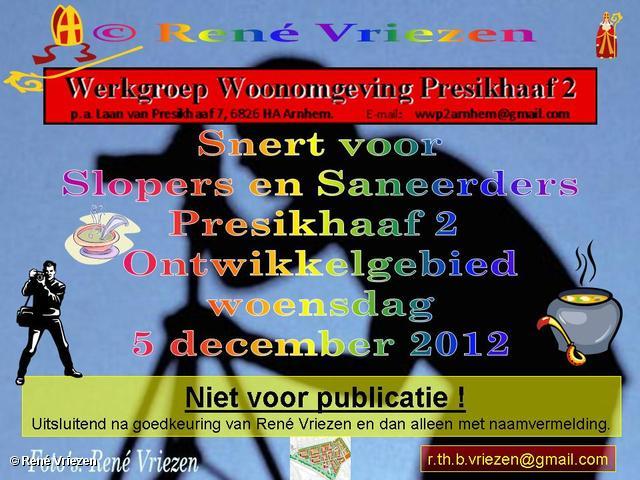 R.Th.B.Vriezen 2012 12 05 0000 WWP2 Snert voor Slopers en Saneerders Presikhaaf2 Ontwikkelgebied woensdag 5 december 2012