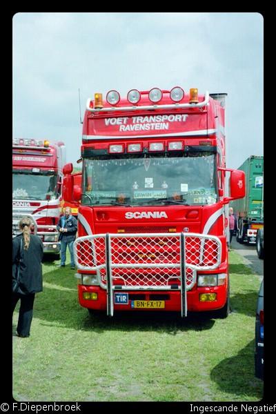 BN-FX-12 Scania 164L 480 Voet Transport-BorderMake MTF