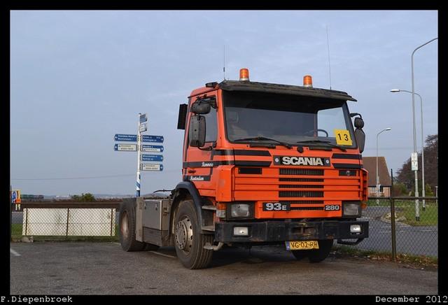 VG-02-RH Scania 93M 280 Remmers-BorderMaker 20-12-2012