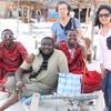 Brian M Touray with MASAI i... - BRIAN M TOURAY - ZEST PROJE...