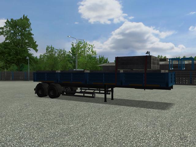 ets 2 asser Szap 9340 open trailer by sektorgaza v trailers 2 axxis