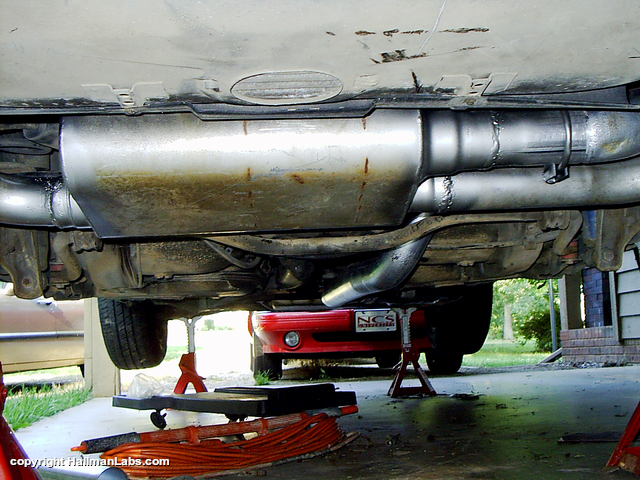 Exhaust Shot 1 Car Related
