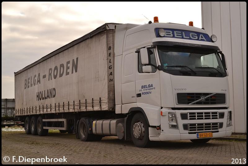 BR-GD-03 Volvo FH12 Belga Roden-BorderMaker - 27-12-2012