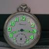 Alpina-half-donker - Horloges
