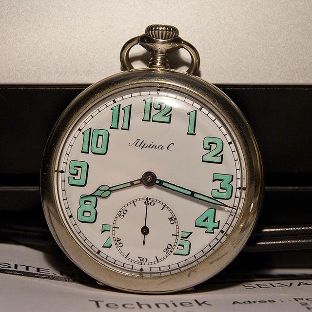 horloge-licht Horloges