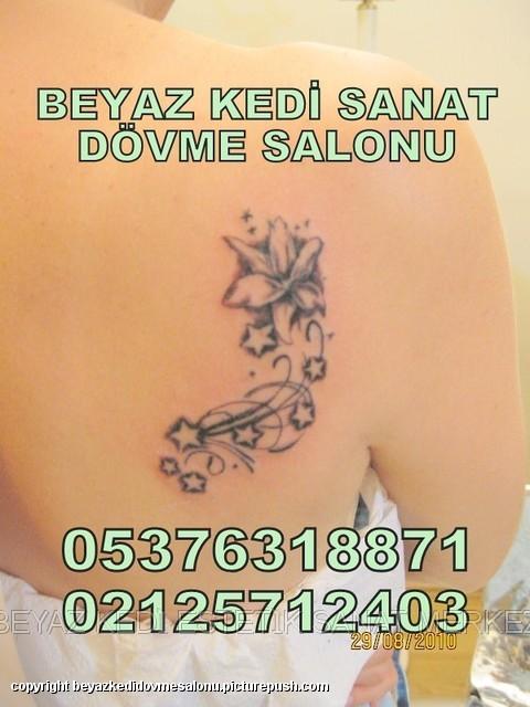 Çicek Dövme sarmaşık çiçek dövme modeli İstanbul daki en iyi dövmeciler Dövmeci İstanbul