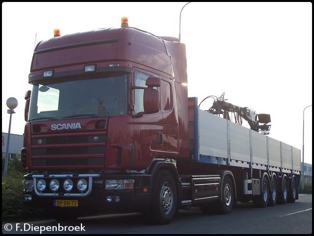 BP-BN-73 Scania 164L 480 Henk Prusen Winschoten-Bo 27-12-2012